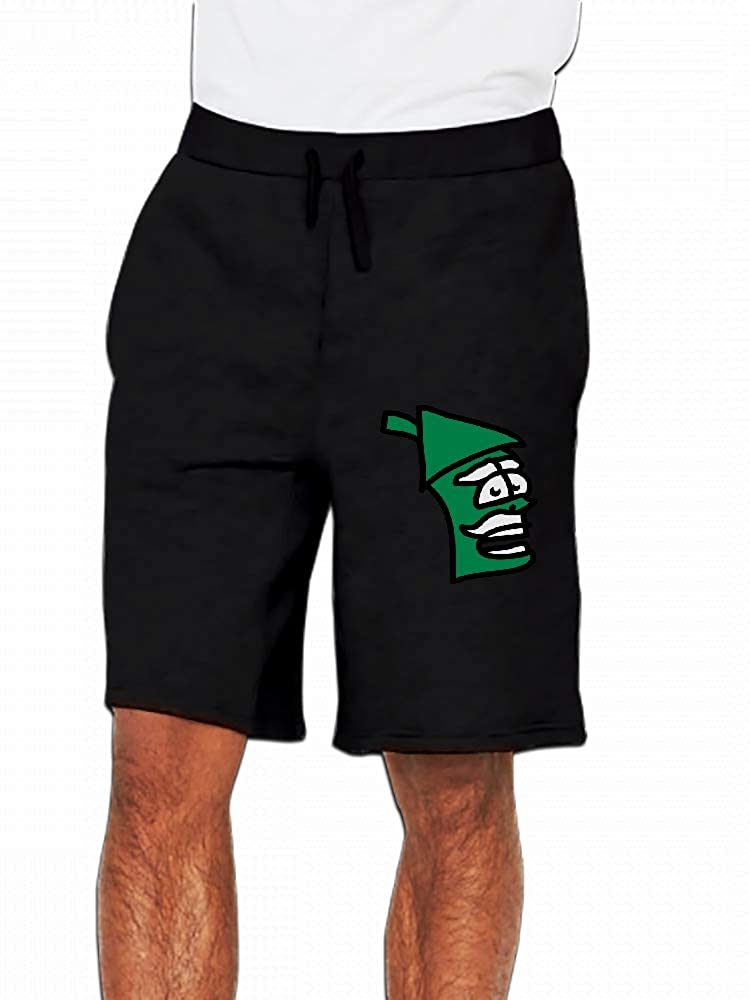 JiJingHeWang Bavaria House Mens Casual Shorts Pants