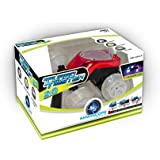 Mindscope Turbo Twister 2.0 RED Radio Control RC Red Dual Axle Stunt Action 27 MHz