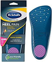 Dr. Scholl's HEEL Pain Relief Orthotics // Clinically Proven to Relieve Plantar Fasciitis, Heel Spurs and