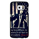 img - for Falling In Reverse Fashion talent Phone case Sunny handsome Skin for Samsung Galaxy S6 Edge Plus book / textbook / text book