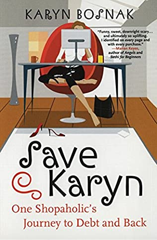 book cover of Save Karyn