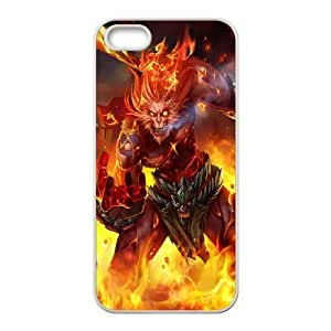 Generic Case League Of Legends For iPhone 5,5S Fs6455