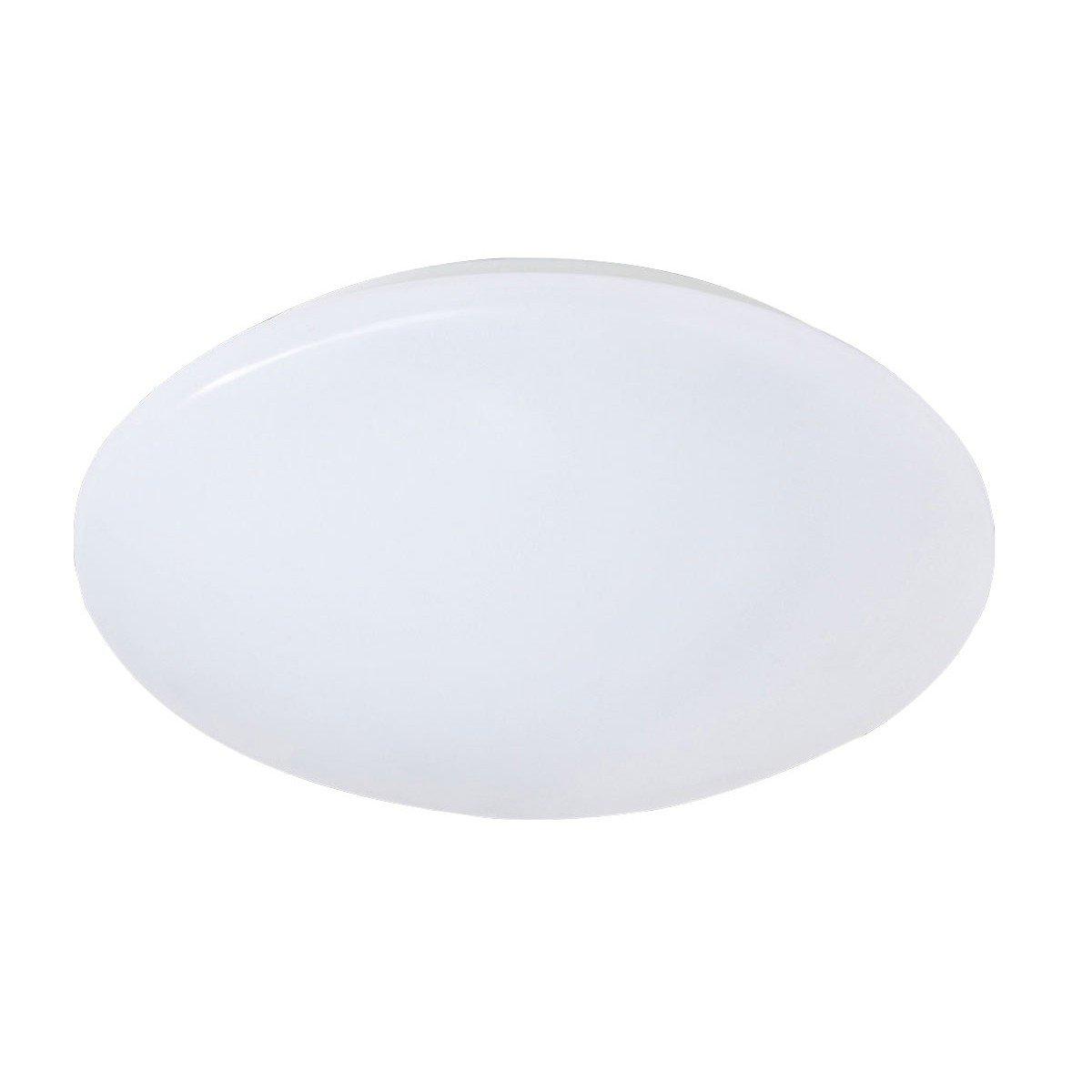 Reality Leuchten LED Deckenleuchte, 12 W, Kunstoff, Durchmesser 28 ...