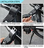TOPCABIN Bicycle Adjustable Aluminium Alloy Bike