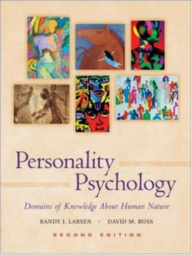Personality Psychology: Domains of Knowledge About Human Nature with PowerWeb