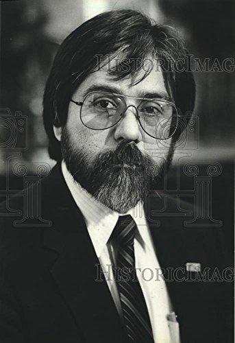 Vintage Photos 1982 Press Photo Francisco Rodriguez, Head of Governor