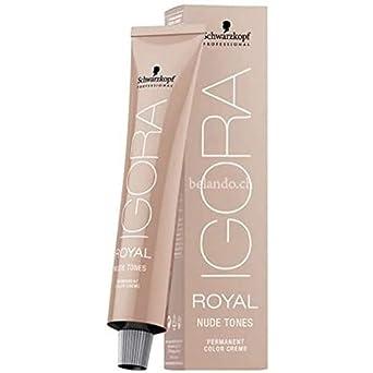 Schwarzkopf Igora Royal Coloración Permanente en Crema para el Cabello 7-46 - 60 ml.
