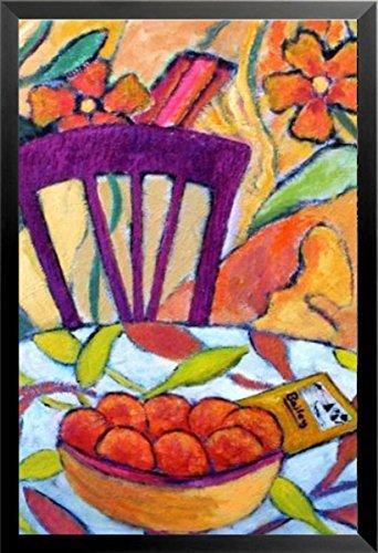 Buyartforless Framed Margaritaville by Brendan