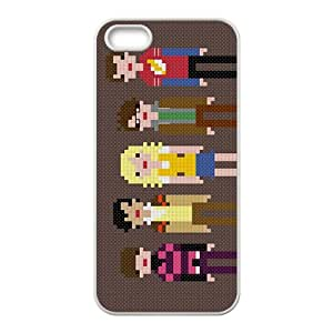 Big Bang Theory warm family Cell Phone Case for Iphone 5s