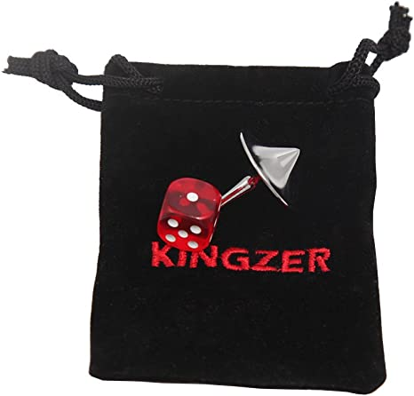 Kingzer Top Inception Totem Accurate Cobb Stainless Steel Spinning ...