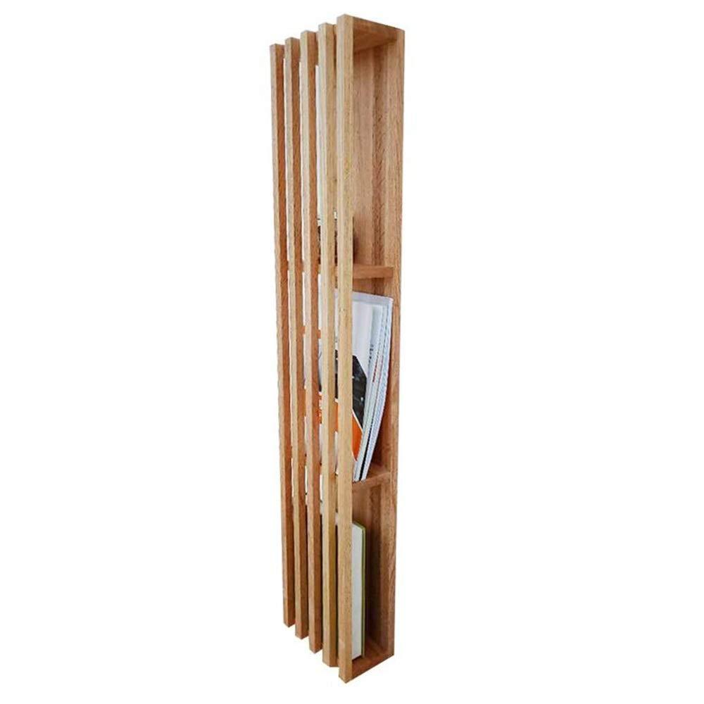 ACZZ Scaffale Scaffale da muro Scaffale in legno massello ...