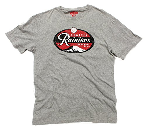 Seattle Raniers Minor League Vintage Logo T-Shirt by Red Jacket Size XXL