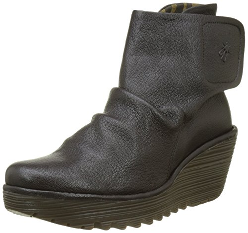 Marron Yomi765fly Fly Femme Chocolate Bottes Noir London gv5qW5zX