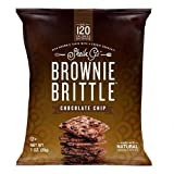 Sheila Gs Chocolate Chip Brownie Brittle, 1 Ounce -- 96 per case.