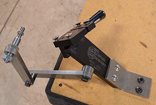 All American Lawn Mower Blade Sharpener - Mulch & Standard Blade Model by All American