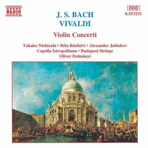 - Bach, J.S. / Vivaldi: Violin Concertos