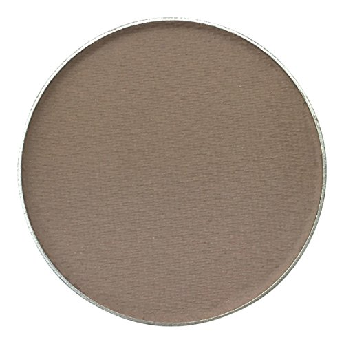 Pure Anada Pressed Powder Natural Mineral Eye Shadow Clouded Matte Ash Gray