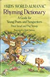 Kids' World Almanac Rhyming Dictionary, Peter Israel, 0886875765