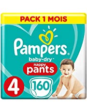 Pampers Baby-Dry Nappy Broek