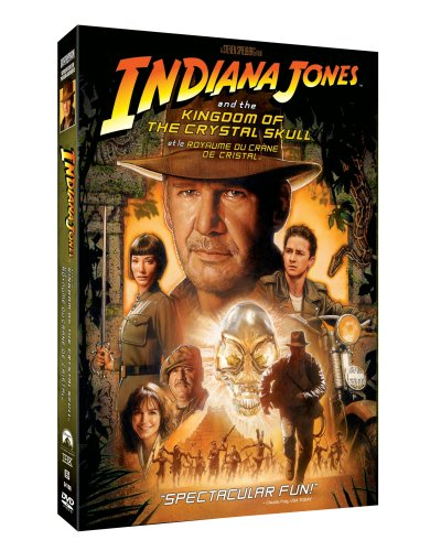 Indiana Jones and the Kingdom of the Crystal Skull (Sous-titres français) Harrison Ford Ray Winstone Shia LaBeouf Karen Allen