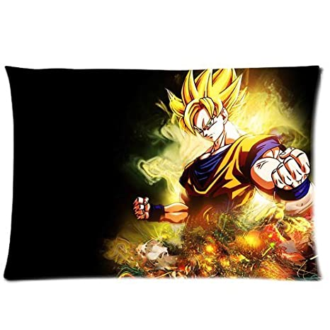 Trendsetter Dragon Ball Z Goku Carcasa cojín Funda de ...