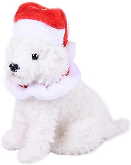 Sue Supply Disfraz de Navidad para Mascotas, Disfraz de Navidad ...