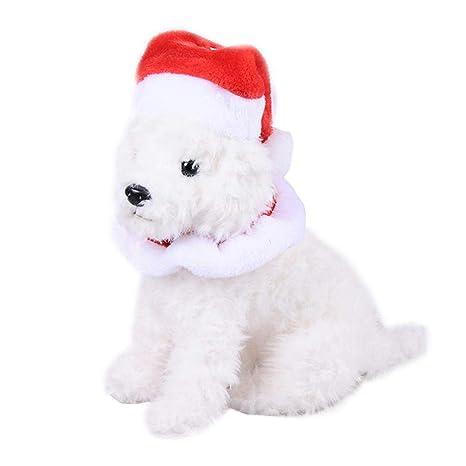 Sue Supply Disfraz de Navidad para Mascotas, Disfraz de Navidad, para Perros, Gatos