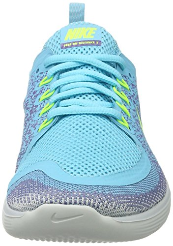 Polarized Volt 6 Nike Women's Purple Free 2 Iron RN Shoe 5 Running Blue Distance wT0w1Sq