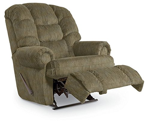 Lane Stallion Wallsaver Bigman Comfort King Recliner In Fabric 4812