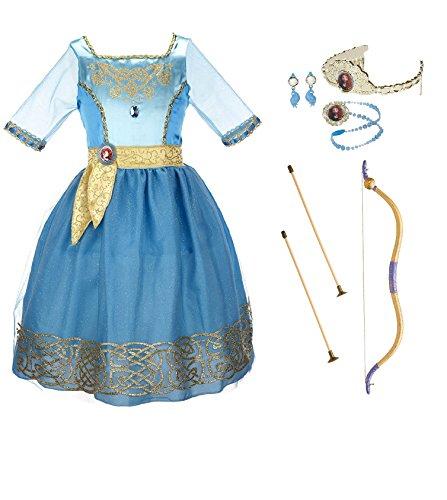 Disney Pixar Brave Merida Costume