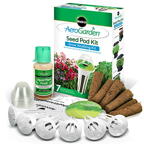 AeroGarden Grow Anything Seed Pod Kit (1-Season)