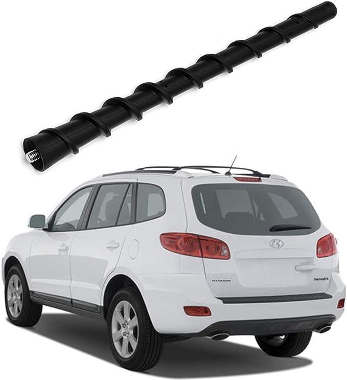 Antena de Repuesto ZHParty, 7 Pulgadas, Hyundai Santa FE, Tucson, Veracruz, Accent, Repuesto Original # 96263-2E220