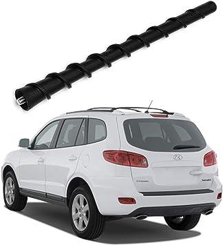 Tucson 2009-2017 2007-2012 Accent The Antenna for Hyundai Elantra Touring Wagon Veracruz 2006-2010 Red 2007-2017 Santa Fe Entourage 2000-2017 2005-2017