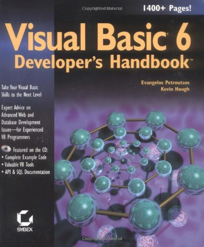 Visual Basic 6 Developer's Handbook