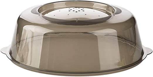 pittospwer - Placa de Horno microondas con Tapa antisalpicaduras ...