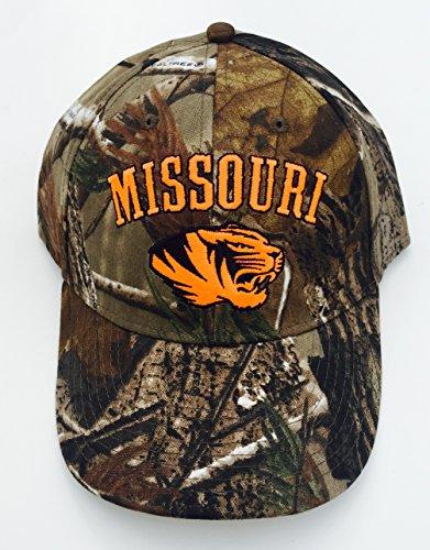 Missouri Tigers Mizzou Realtree Camo Hat