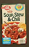 Betty Crocker New Soup, Stew & Chili, #100, January 1995