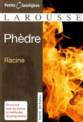 Phedra (Petits Classiques Larousse) (French Edition)