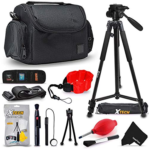 Deluxe Accessories Bundle / Kit for Canon PowerShot G9 X Mark II, G7 X Mark II, SX730 HS, SX620 HS, SX540 HS, SX530 HS, SX420 IS, G5 X, G9 X, G3 X, SX710, SX610 ()