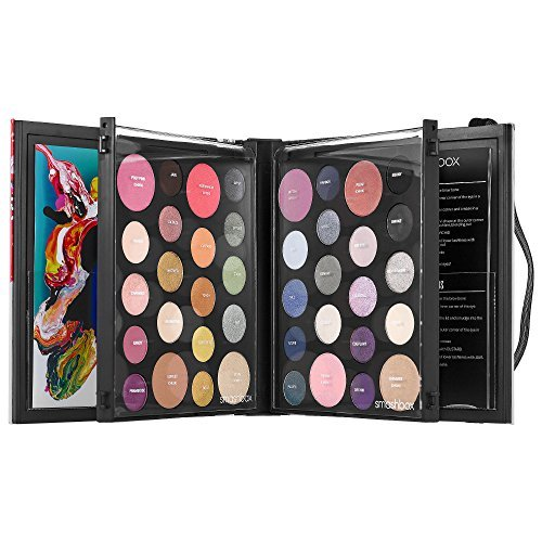 Smashbox Art. Love. Color. Master Class Eyeshadow Palette Limited Edition 2015 (Edition Limited Cosmetics Smashbox)