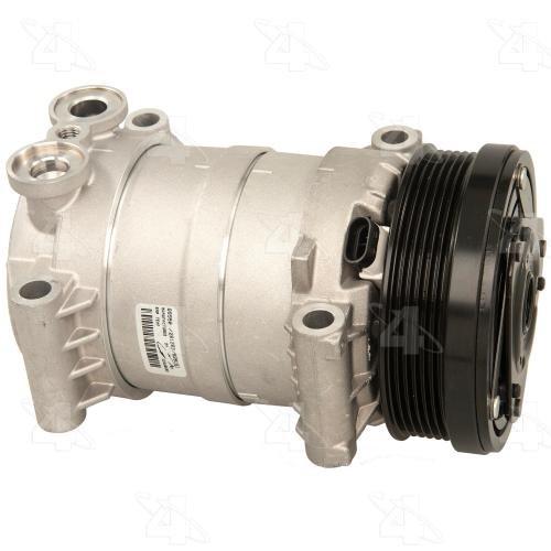 4 Seasons Compressor - Four Seasons 88950 Premium Compressor with Clutch