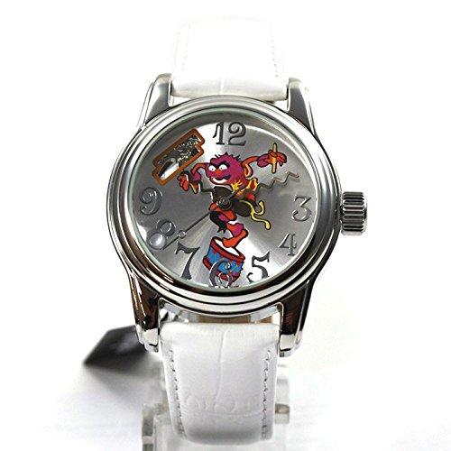 The Muppets Reloj mujer RELOJ automático reloj teleñecos babie piel banda coleccionistas Reloj Limited
