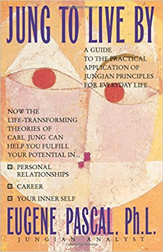 Jung to live by eugene pascal 9780446392945 amazon books fandeluxe Gallery