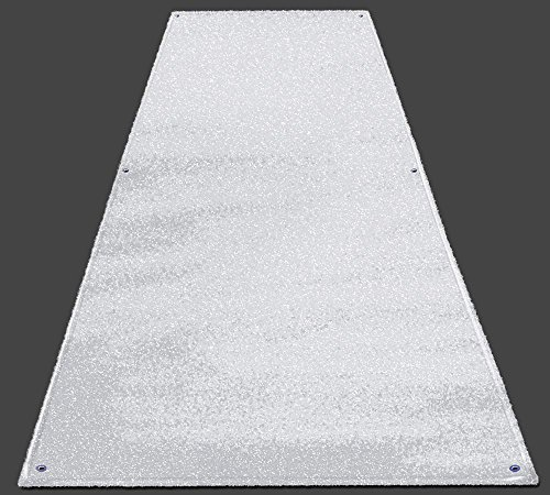 Outdoor Turf Wedding Aisle Runner - White - 3' x 50' - Many Other Sizes to Choose From by House, Home and More