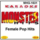 Monster Hits Karaoke #1031 - Female Pop Hits