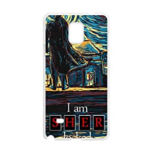 Deadpool Cell Phone Case for Samsung Galaxy Note4