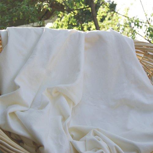Certified Fabric (Bamboo Fleece OBF, Certified Organic, Fabric By the Yard)