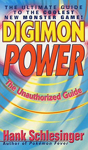 (Digimon Power: The Ultimate Guide to the Coolest New Monster Game!)