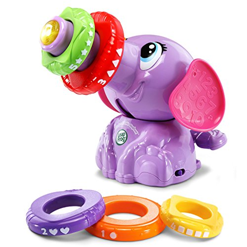 LeapFrog Stack & Tumble Elephant (Amazon Exclusive)