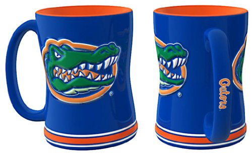 Boelter Brands Florida Gators Sculpted Relief Coffee Mug